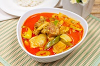 แกงบุ่มไบ่&nbspCurry &nbspin&nbspTraditional&nbspThai&nbspStyle